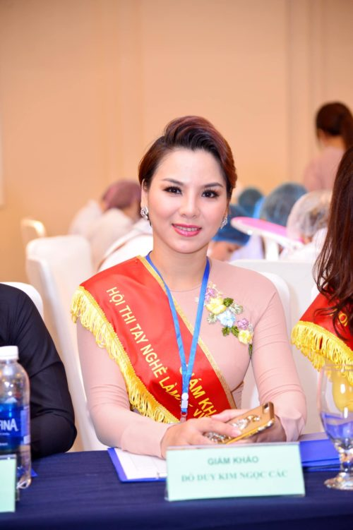 giang vien FPT Poly K-Beauty gianh giai vang tai International Beauty Contest 2019 3